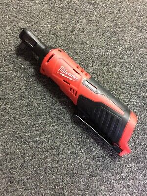 """Milwaukee 2457-20 M12 12V 3/8"""" Inch Cordless Ratchet (Tool Only) - BRAND NEW !!!"""