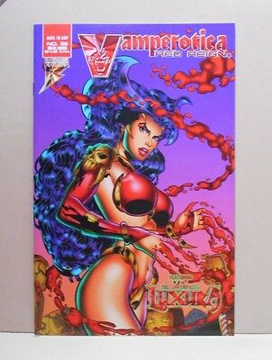 Brainstorm Comics !! VF+ Vamperotica Red Reign # 25 Georges Cover !!
