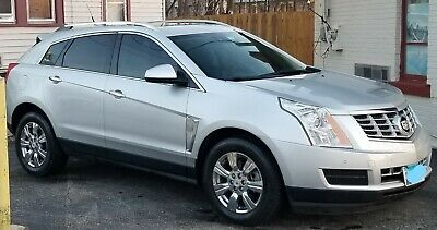 2014 Cadillac SRX  FWD Luxury Collection
