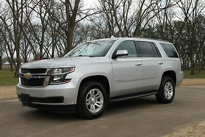 2015 Chevrolet Tahoe LT Perfect Carfax Factory Warranty Perfect Carfax Heated Leather Seats Quad Buckets Navigation Rear Seat TV/DVD