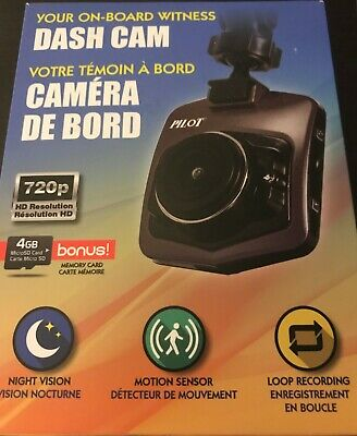Pilot Your On-Board Witness DASH CAM