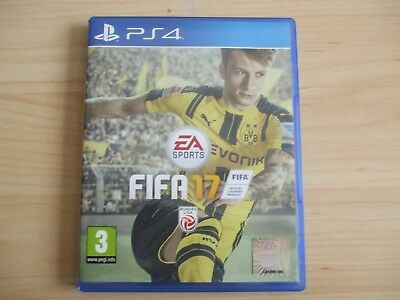 FIFA 17 für Sony PlayStation 4 PS 4 in OVP