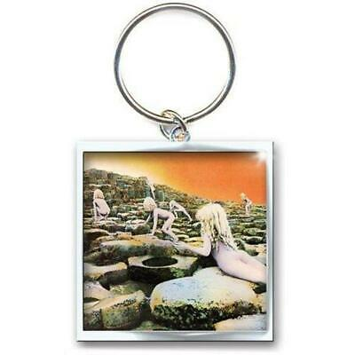 Official Licensed - Led Zeppelin - Houses Of The Holy Keychain Rock Keyring
