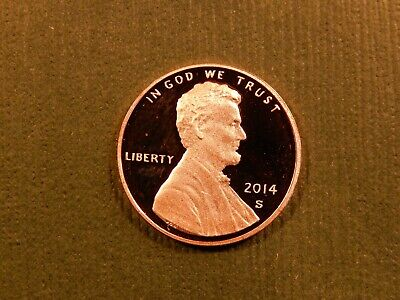 2014 S Lincoln Shield Cent   - Proof -