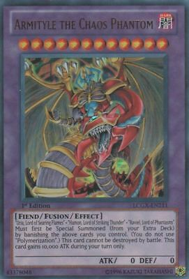 Armityle the Chaos Phantom LCGX-EN211 Ultra Rare NM Yugioh