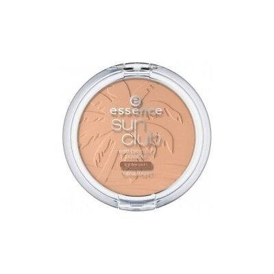 Essence Sun Club Polvo Bronceador Mate 01 Natural