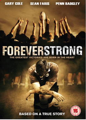 Forever Strong DVD (2009) Gary Cole **brand new and sealed**