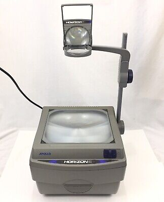Apollo Horizon 2  Overhead Projector series 16000 WORKS!! SHIPS FREE