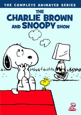 Charlie Brown & Snoopy Show: The Complete Animated Se (DVD Used Very Good) DVD-R