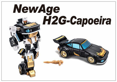 Transformers  Newage NA H2G Capoeira mini Action figure toy limited New instock