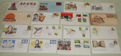 Bulk - 1980 First Day Covers