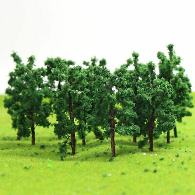 New 30 Pieces 50mm Good Quality Realistic Looking Wire Trees