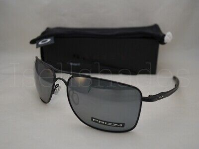 e167d7a95b3f8 Oakley GAUGE 8 (OO4124-02 62) Matte Black with Prizm Black Polarized Lens