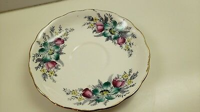 Colclough Bone China 6632 Saucer