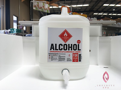 Artists Choice 99% Pure Isopropyl Alcohol Cleanser - 10L