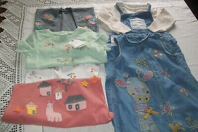 Baby girl clothes bundle M&S/Next/Mothercare 12-18m -combined postage available