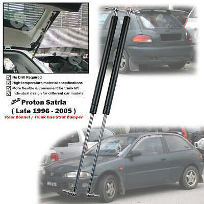 NEW! Rear Boot Lid Strut Damper Lift Support For Proton Satria Compact 1996-2005