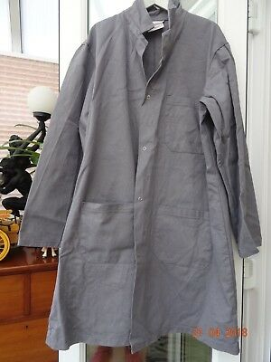 """MOFFAT Man's new stores mechanics overall workwear 108R, approx 24"""" across chest"""