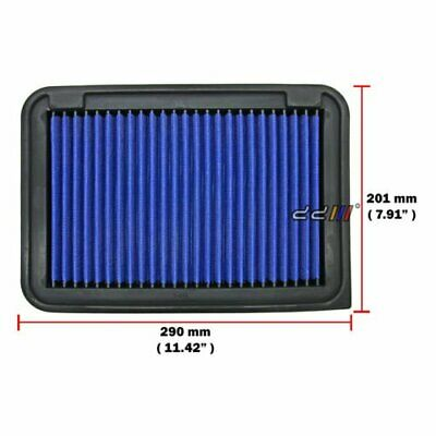 Works Engineering High Flow Air Filter Kit For Camry 2.4L 07-11 Venza 08-15 2.7L