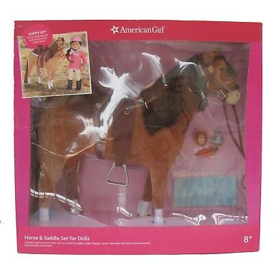 American Girl Horse and Saddle Set for 18 inch Dolls New in Box