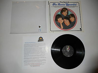 The Lovin' Spoonful Best of EXC 1982 USA Analog VG++ Ultrasonic CLEAN