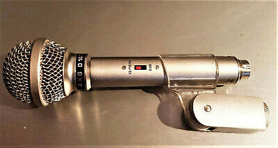 AKG D140C dynamic mic - made in Austria - vintage 1979