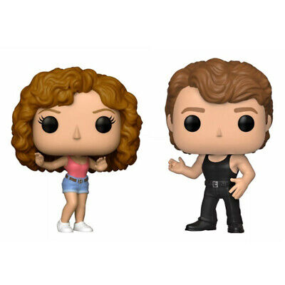 2 Pack Baby Et Johnny / Dirty Dancing / Figurine Funko Pop / Exclusive Special E