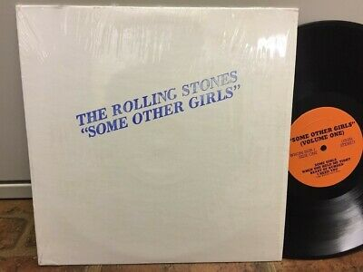 Rolling Stones SOME OTHER GIRLS - Rare LP