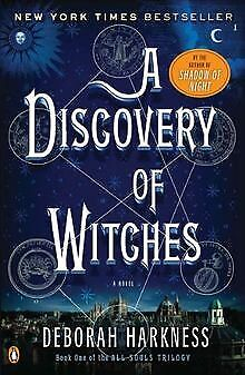 A Discovery of Witches: A Novel (All Souls Trilogy) b... | Book | condition good
