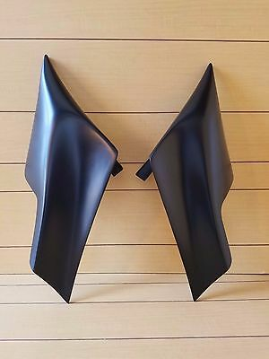 "6""sides Panels For Harley Davidson Stretched Saddlebags Touring  Bikes 2014 & Up"