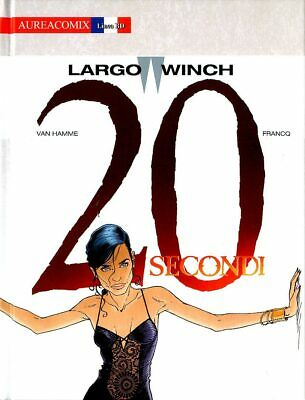 Aureacomix Linea Bd N.13 - Largo Winch N.20 - Venti Secondi