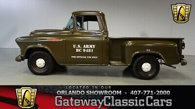 1957 Other Pickups -- 235 Inline 6 1957 Chevrolet 3100  Truck 235 Inline 6 4-Speed Manual
