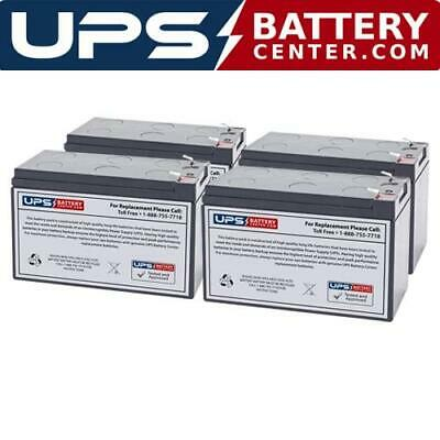 Rechargeable, high Rate para Systems Minuteman E BP2 Replacement Battery Pack