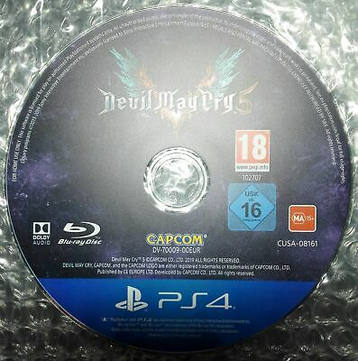 Devil May Cry 5 CD PS4