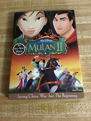 Mulan 2 - Disney DVD BRAND NEW SEALED SHIPS FAST