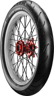 Avon Cobra Chrome AV91 100/90 -19 57V TL Front Motorcycle Tyre *New Triumph