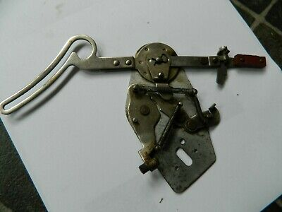 Decca  Gramophone Automatic Brake as pictures