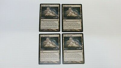 4x  LAPSE OF CERTAINTY  CONFLUX CON MTG MAGIC THE GATHERING PLAYSET  UNPLAYED