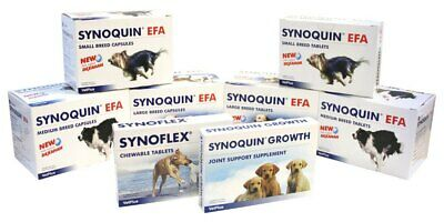 Synoquin EFA Joint Supplement | Dogs, Cats | Joints & Bones