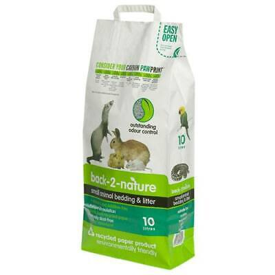 Back 2 Nature Small Animal Bedding & Litter