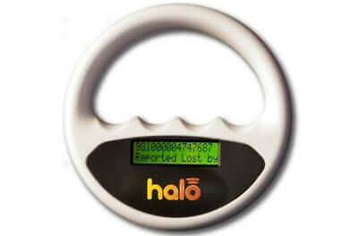 Halo Microchip Scanner | Dogs, Cats