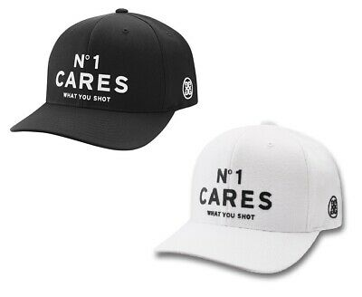 9a2c7ed4169 G FORE No 1 Cares What You Shoot Snapback Hat Mens Cap - Choose Color