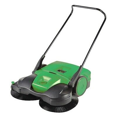 """Bissell BigGreen Commercial BG-497 Deluxe  38"""" Turbo Sweeper, 13.2 Gal. Capacity"""