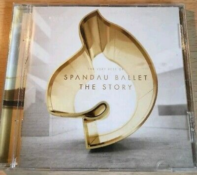 Spandau Ballet~The Story~Greatest Hits Best Of Cd~19 Tracks~Fast Free Uk Post
