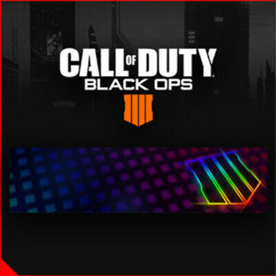 Call of Duty: Black Ops 4 - Calling Card Key Code - Region Free