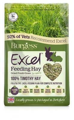 Burgess Excel Forage & Herbage for Small Animals