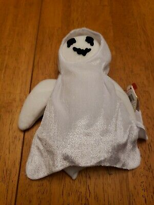 1403621ee07 TY BEANIE BABIES SHEETS the Ghost Plush -  12.99