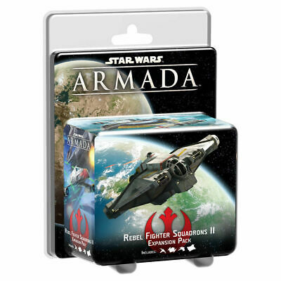 FFGSWM23 Star Wars Armada: Rebel Fighter Squadrons II Expansion Pack