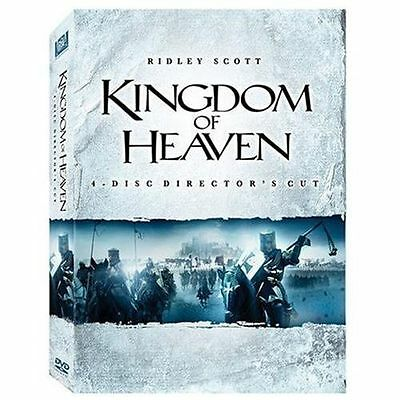 Kingdom of Heaven: Director's Cut [Four-Disc Special Edition]