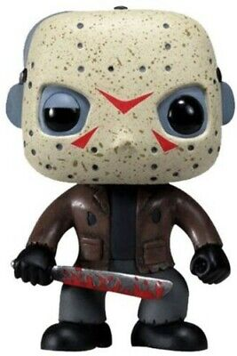 Friday The 13Th - Jason Voorhees - Funko Pop! Movies (2012, Toy NUEVO)